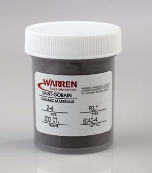 PC / UDD, Warren Superabrasives | Saint-Gobain Surface Conditioning