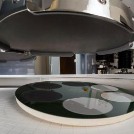 Sapphire Finishing for Wafer Polishing Applications | Saint-Gobain Surface Conditioning