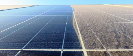 Solar & Photovoltaic Panel Cleaning with Biodegradable, Aqueous Glass Cleaners   Saint-Gobain