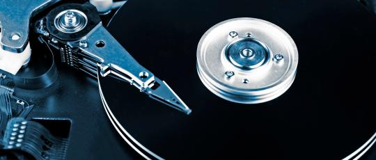 Innovative Organics Products for Hard Disk Drives | Saint-Gobain Surface Conditioning